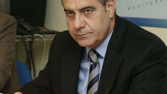 El ministro Celestino Corbacho.