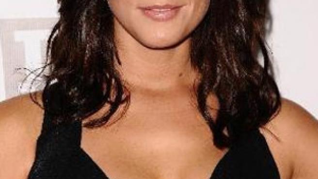 La joven actriz Ashley Greene, una de las protagonistas de 'Crepúsculo'.