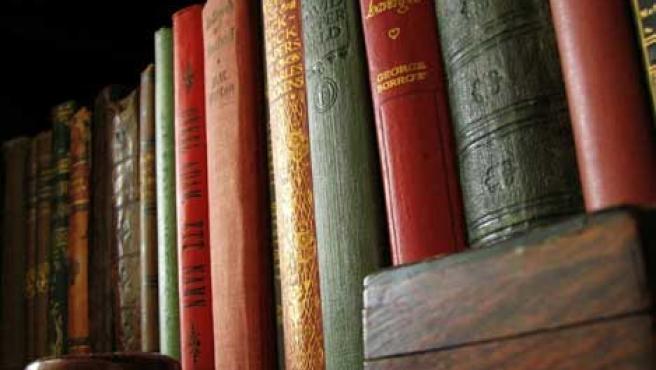 Libros antiguos.