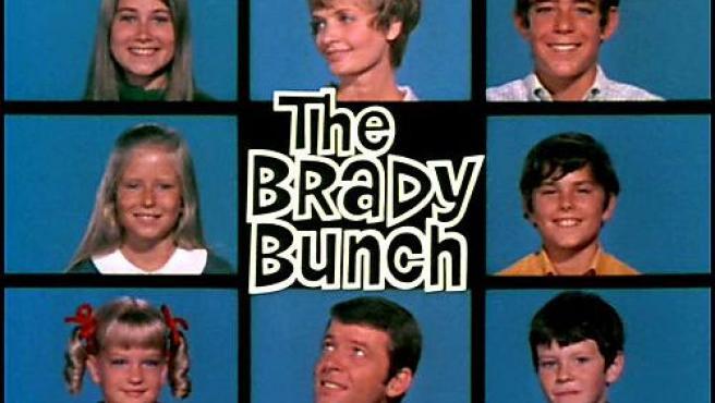 Cabecera de 'La tribu de los Brady'.