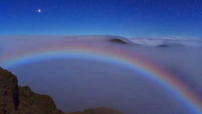 'Arco iris de la Luna'.