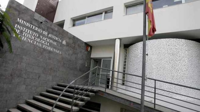 Instituto de Medicina Legal donde se realizó la autopsia de la niña de 3 años.