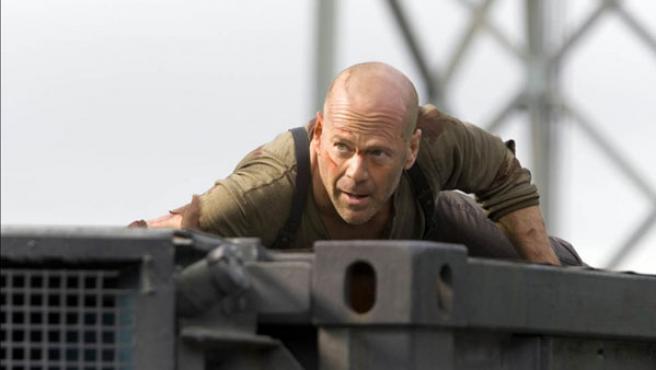 Bruce Willis en 'La jungla 4.0'