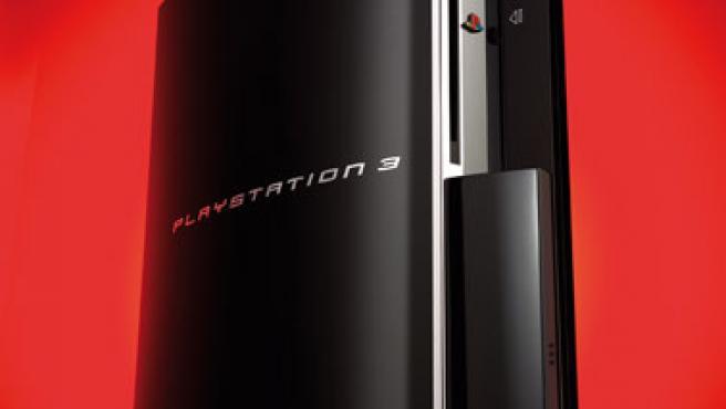 La consola PlayStation 3 de la marca Sony.