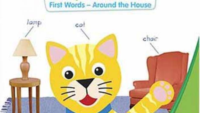 El DVD utilizado en el estudio fue Baby Worsworth, de la serie Baby Einstein y pensado para ampliar vocabulario.