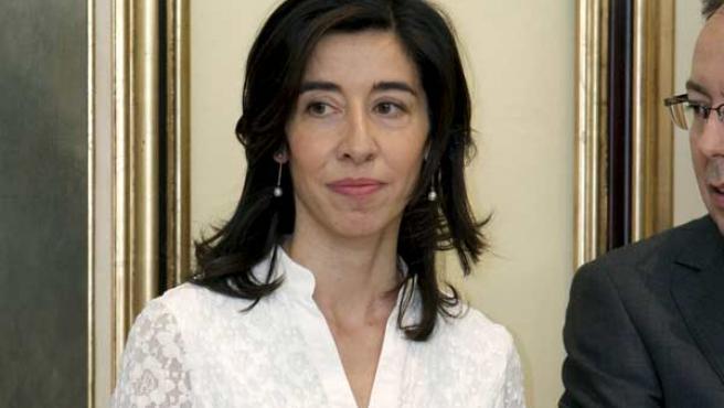 Nieves Goicoechea llegó a la Secretaría de Estado de Comunicación en 2008.
