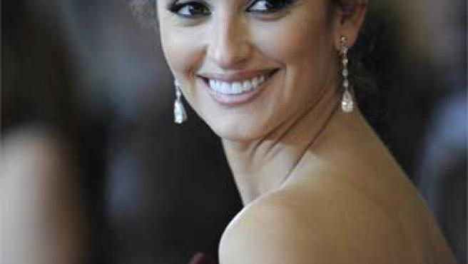 Penélope Cruz, en una imagen de archivo.