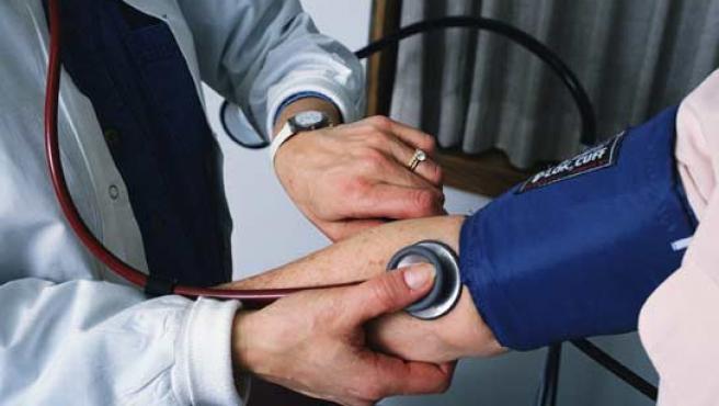 Presión arterial muy alta y luego muy baja