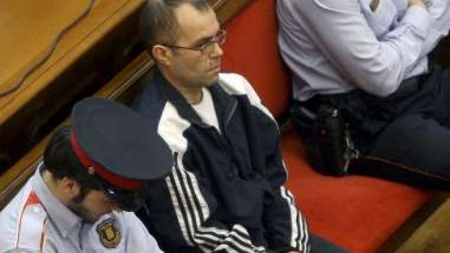 Pedro Jiménez, acusado del asesinato de dos mujeres policías.