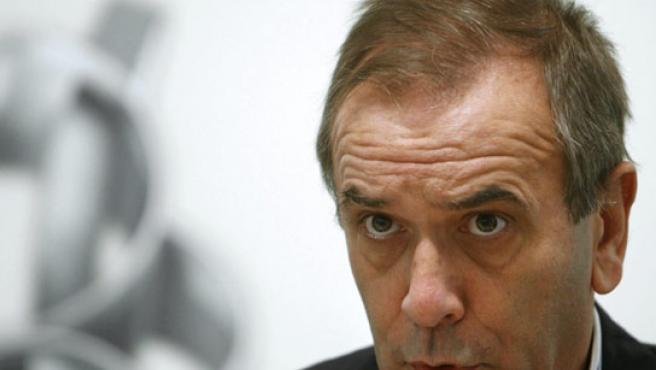 El portavoz del PSOE en el Congreso, José Antonio Alonso.