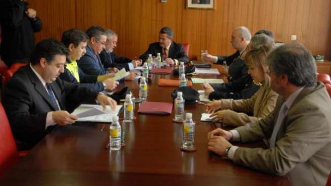 Junta Local De Seguridad En Córdoba