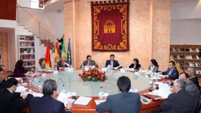 Reunión de Grandes Ciudades Mérida