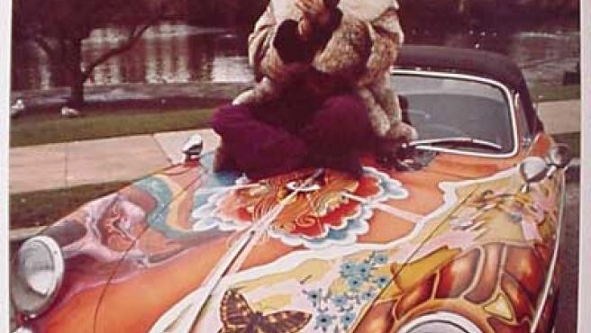 Janis Joplin, fotografiada por Jim Marshall.