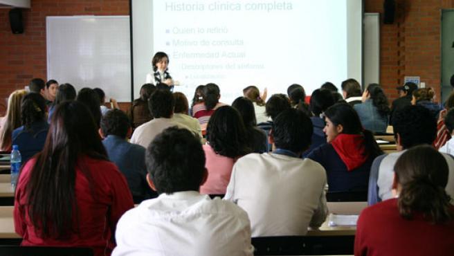 La universidad establecerá mecanismos de compensación.