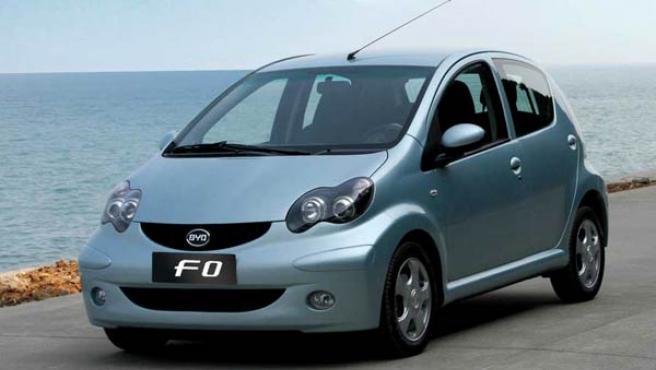 """El F0 es un """"city car"""" con el que la marca china pretende hacerse un hueco en nuestro país."""