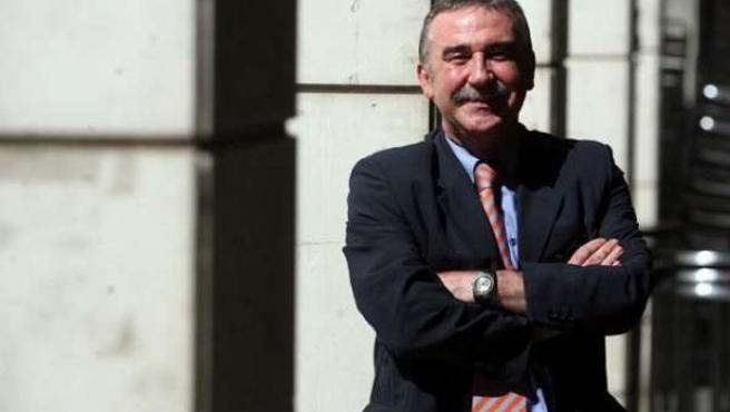 Juan Montabes, Presidente Del Consejo Audiovisual Andaluz