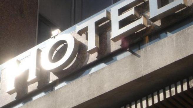 Puerta De Un Hotel