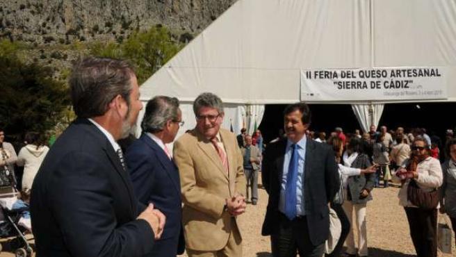 Consejero De Gobernación Y Justicia, Luis Pizarro