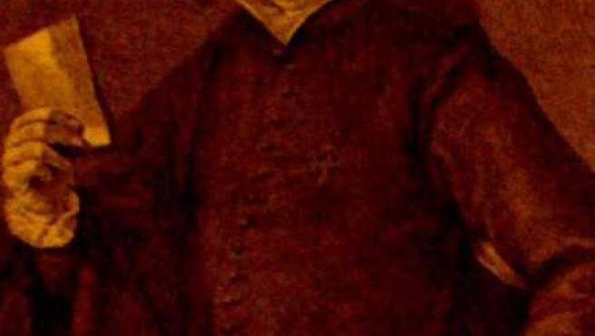 Retrato de Francisco de Quevedo.