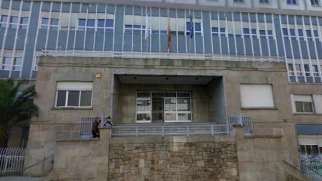 Imagen del Colegio Marista El Pilar, en Vigo.