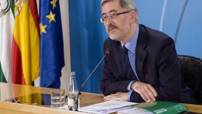 Antonio Ávila En Rueda De Prensa