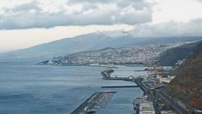 Puerto De Santa Cruz De Tenerife.