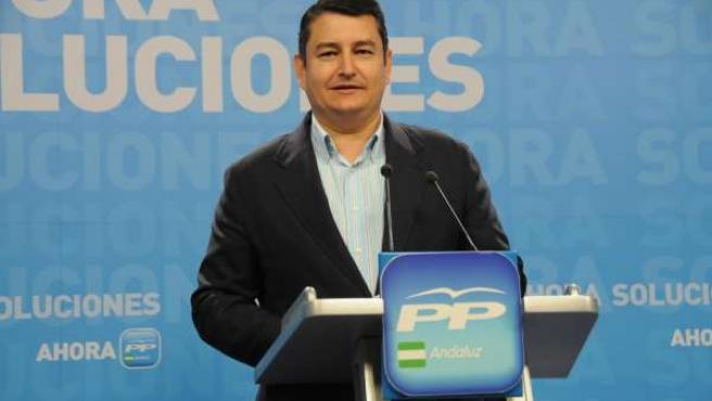 Antonio Sanz, Hoy En Rueda De Prensa