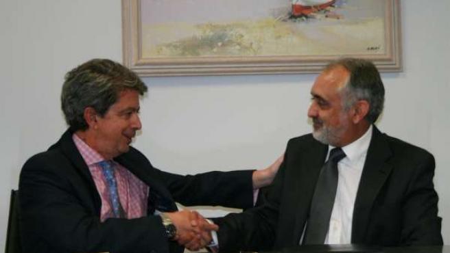 Acuerdo Entre EADS CASA Y Fundación Andaluza Fondo De Formación Y Empleo