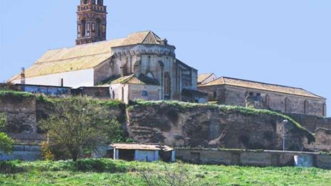 Vista Parcial Del Casco Histórico De Marchena