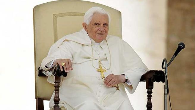 El Papa Benedicto XVI, en una imagen de archivo.