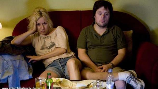 Fotograma De La Película 'Yo, También'