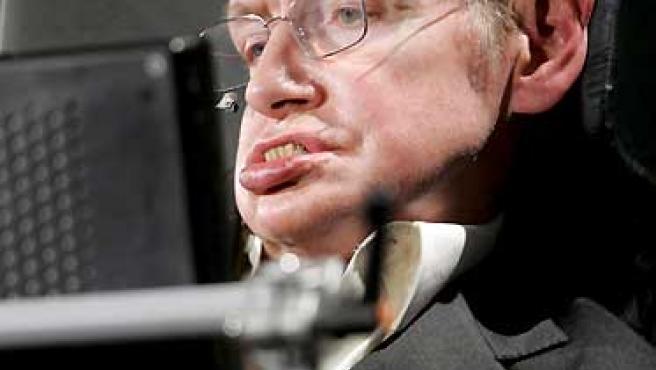 Stephen Hawking, en una imagen de abril de 2008.