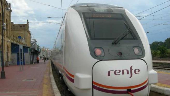 Trenes Huelva-Sevilla