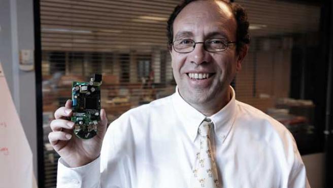 Jorge Blasco, ingeniero valenciano y presidente de DS2.