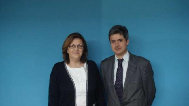 María Martínez Y Alejandro Durán.