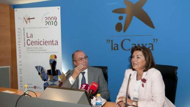 Presnetación De La Ópera 'La Cenicienta' En Sevilla