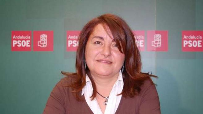 Antonia Moro, Del PSOE-A