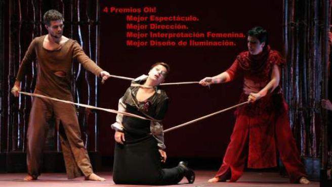 Imagen De La Representación.