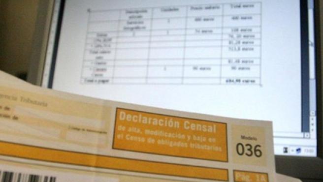 Documentación para la declaración de la renta.