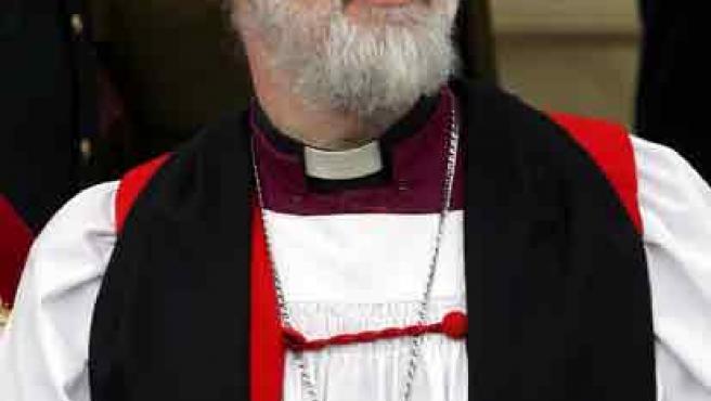 Rowan Williams, arzobipo de Canterbury y líder de la Iglesia anglicana.