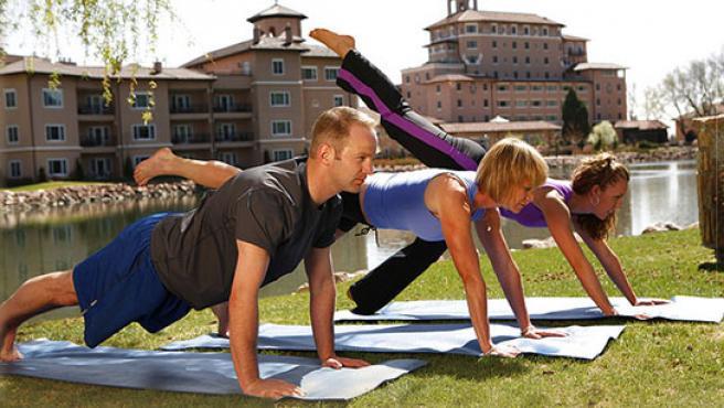 Los beneficios del ejercicio han sido demostrados, independientemente de cuál sea la actividad o dónde se realice.