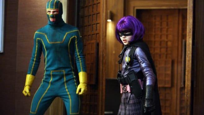'Kick-Ass' tendrá secuela en 2012