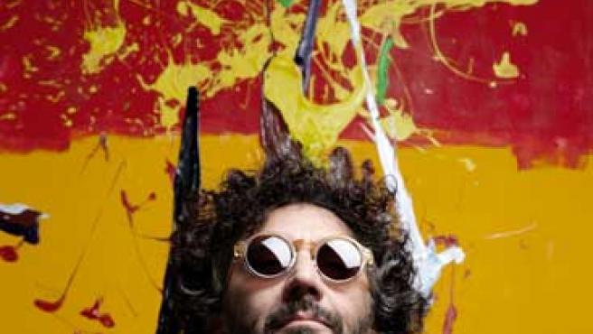 El músico argentino Fito Páez.
