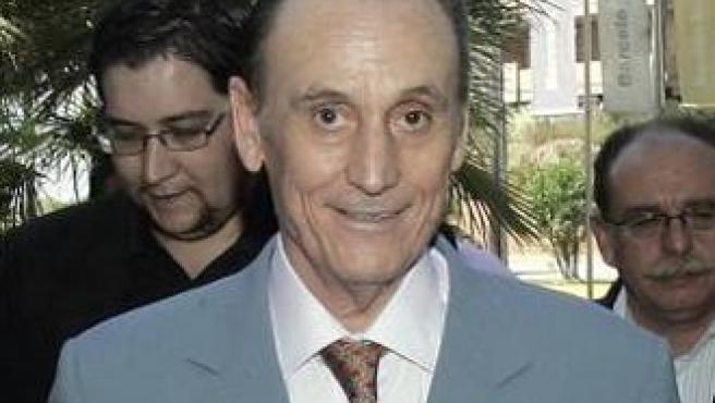 Manuel Ruiz De Lopera, Consejero Delegado Del Real Betis Balompié