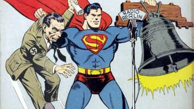 Superman, número 26, del año 1944.