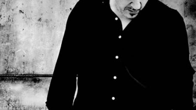 Carlos Goñi, cantante de Revólver.