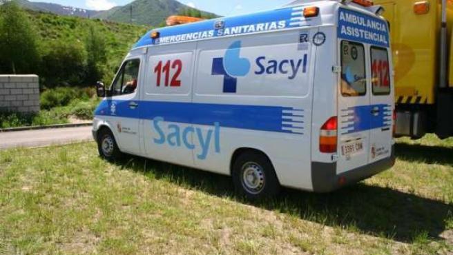 Ambulancia De Soporte Vital Básico.