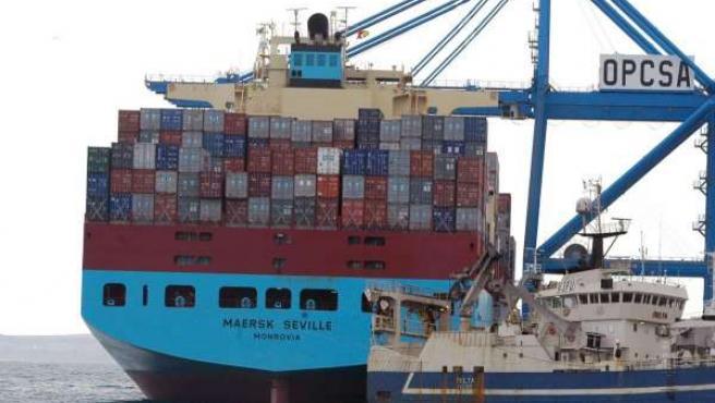 Las exportaciones de Castilla-La Mancha suben un 13% hasta marzo de 2010, según el ICEX