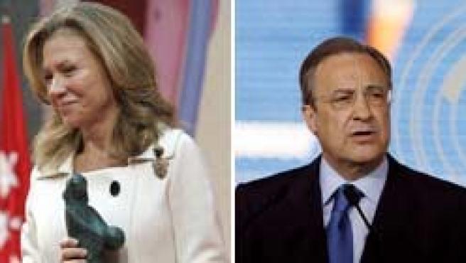 Las fortunas de Cristina Garmendia, Alicia Koplowitz, Florentino Pérez y Emilio Botín figuran entre las más grandes de España.