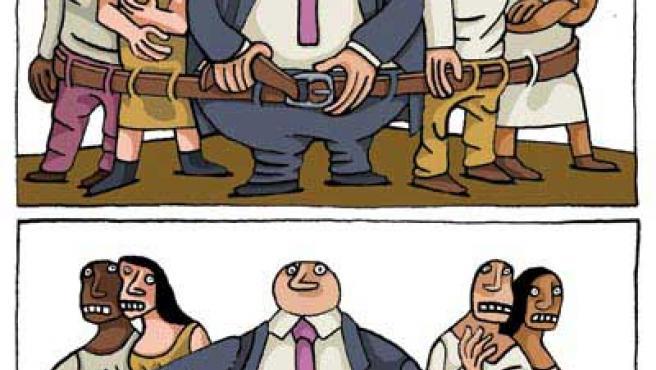 Recortes en el gasto público